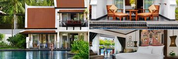 The Deluxe Lagoon Pool Access Suites at JW Marriott Khao Lak
