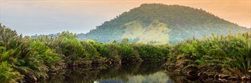 Kalimantan River, Malaysia