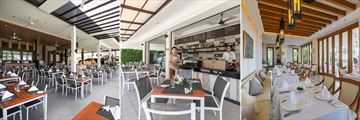 Cafe Andaman, Garden Cafe and Similan Restaurant at Kantary Beach Khao Lak