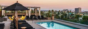Kimpton Everly Hotel, Pool