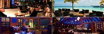 Komandoo Island Resort & Spa, Dining Venues
