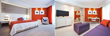 Comfort Suite at Lafodia Sea Resort