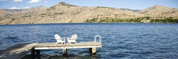 Lake Chelan, Washington State