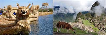 Lake Titicaca & Machu Picchu