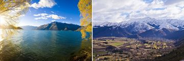 Lake Wakatipu & Arrowtown, South Island