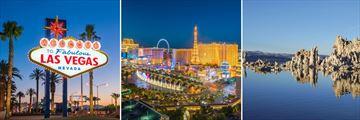 Las Vegas & Mammoth Lakes