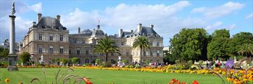Le Jardin du Luxembourg in Paris