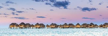 Le Taha'a Island Resort & Spa, Water Villas
