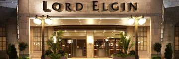 Lord Elgin Hotel, Front Entrance