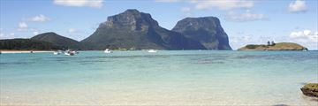 Lord Howe Island, Great Barrier Reef
