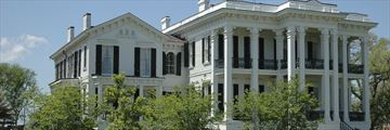 Louisiana's Plantation House