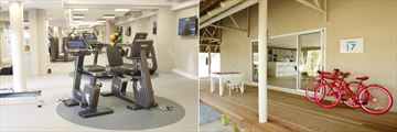 LUX Belle Mare, Fitness Centre and Studio 17 Teenagers' Club