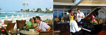 Magdalena Grand Beach & Golf Resort, Grill Bar and Tavaco Lounge