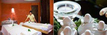 Mai Khao Lak Beach Resort & Spa, Spa Treatment Room and Treatments