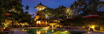 The Pavilions, Bali, Main Pool
