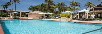 Manchebo Beach Resort & Spa, Resort Pool