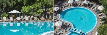 Mercure Sevilla, Pool
