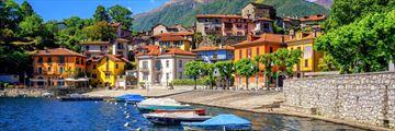 Mergozzo Old Town, Lake Maggiore