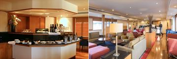 Millennium Hotel, Club Lounge