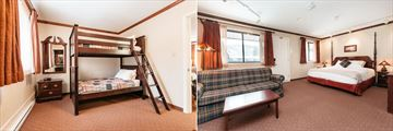 Mount Robson Inn, Bunk Beds & Family Suite