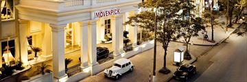Movenpick Hanoi, Hotel Entrance