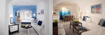 Premium Garden View Room and Deluxe Suite with Private Pool at Mykonos Grand Hotel & Resort