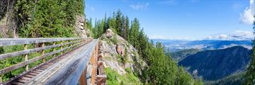 Myria Canyon views, Okanagan Valley, Kelowna