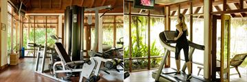 Naladhu Private Island, Gym