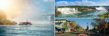 Niagara Falls & Niagara on the Lake Scenery
