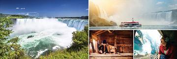 Niagara Falls & Saint-Marie Among the Hurons