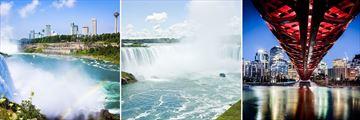Niagara Falls & Calgary