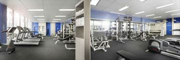 Fitness Centre at Novotel Brisbane
