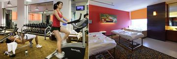Novotel Nha Trang, Fitness Centre and Spa Treatment Room