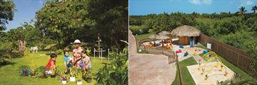 Now Garden Punta Cana, Explorers' Club Botanical Gardens and Outdoor Playground
