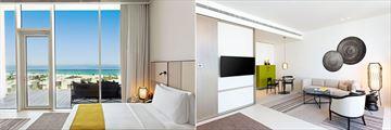 The Premier Suite at The Oberoi Beach Resort, Al Zorah