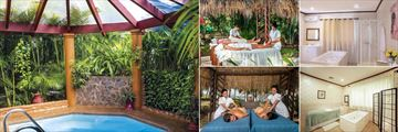 Spa Facilities at Occidental Papagayo