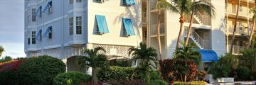 Ocean Pointe Suites, Exterior