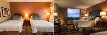 Omni San Antonio Hotel at the Colonnade, Deluxe Room and Premier Room