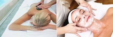 Opal Sands Resort, Spa Hot Stone Therapy and Facial
