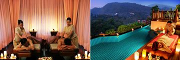 Panviman Resort Chiang Mai, Spa Treatments