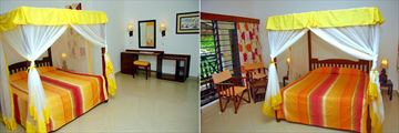 Family Room and Garden Room at Papillon Lagoon Reef