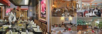 Paradisus Princesa Del Mar, Dining Options