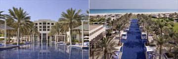 Park Hyatt Abu Dhabi Hotel & Villas, Hotel Pool and Beach