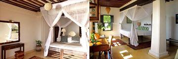 Accommodation at Peponi Hotel