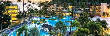 Phuket Marriott Resort & Spa, Merlin Beach, The Main Pool and Resort