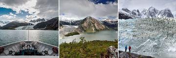 Pia Glacier Excursion & Up-Close Perspective