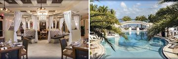 Playa Largo Resort La Marea Resaurant & Pool