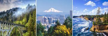Portland City & Scenery in Oregon