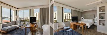 Protea Hotel Breakwater Lodge Waterfront, Deluxe Corner Suite