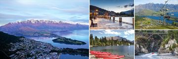 Queenstown Scenery & Activities
